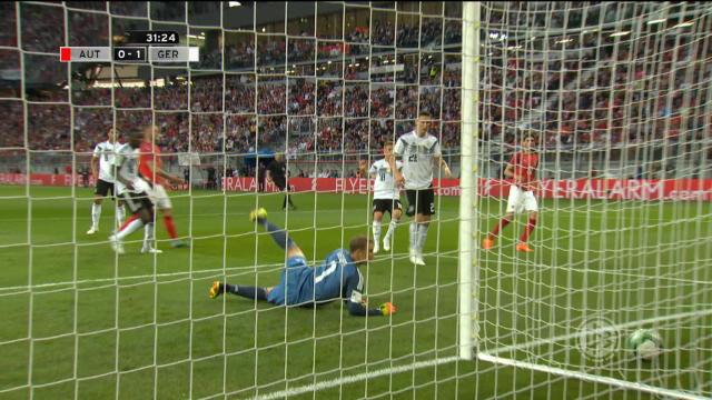 Neuer beaten twice in comeback Thumbnail