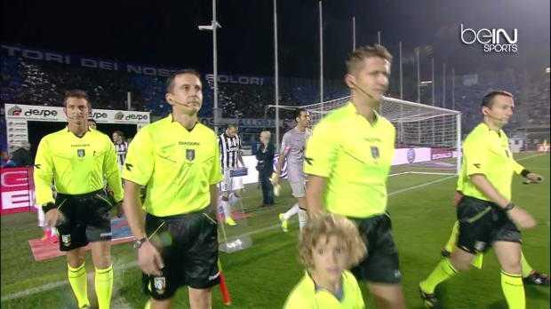 Serie A : Atalanta 0-3 Juventus Turin