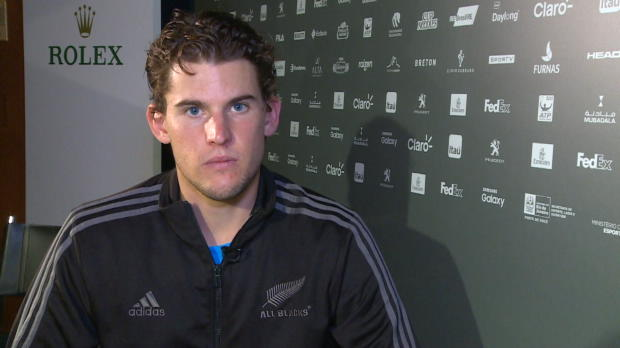 "Thiem: Grand Slam? ""Wenn, dann in Paris"""