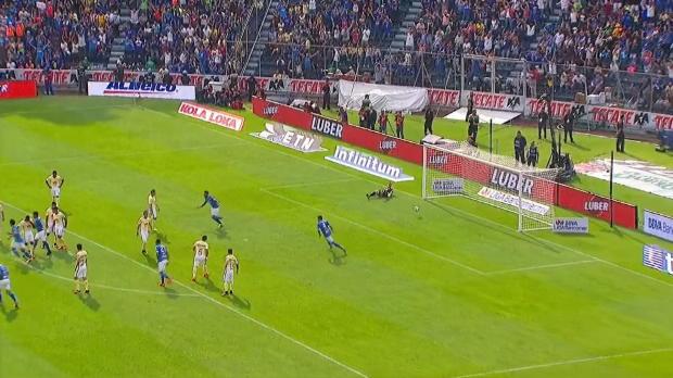 M�xico: Cruz Azul 3-4 Am�rica, el partido del a�o