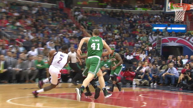 Block of the Night - Kelly Olynyk