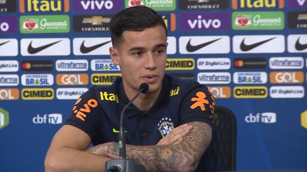 "WM-Quali: Coutinho: ""Tite tut uns sehr gut"""
