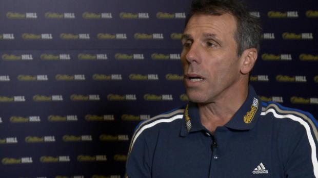 City gegen Chelsea: Ex-Blue Zola freut sich
