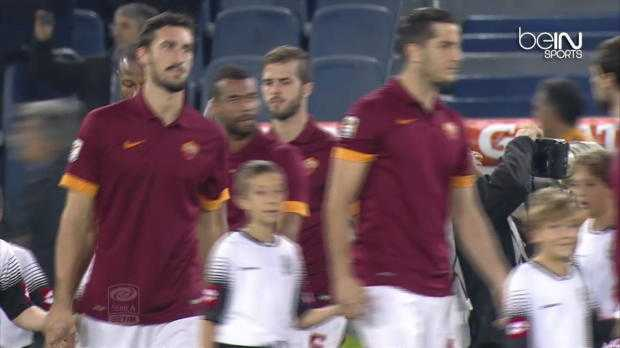 Serie A : AS Roma 2-0 Cesena