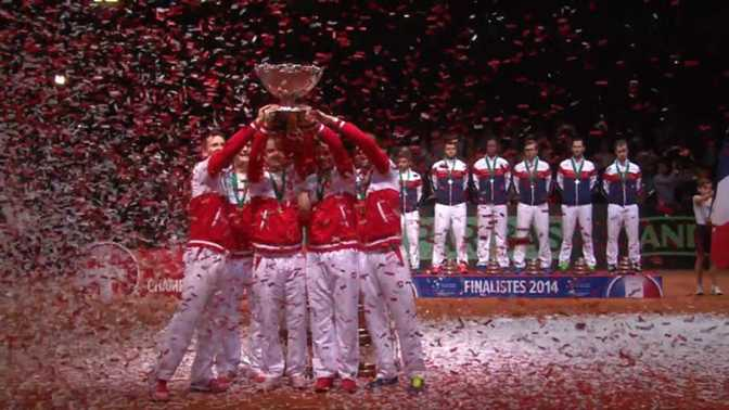 Coupe Davis - Suisse, la valeur sûre