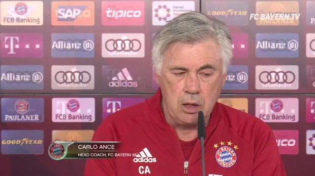 "Transfers? Ancelotti will ""keine Revolution"""