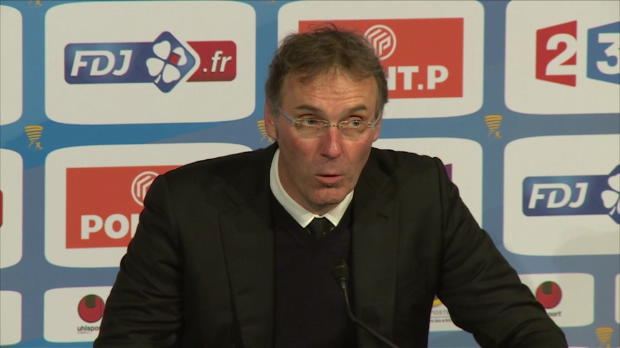 CDL - Finale, PSG, Blanc : 'On a jou� pour gagner'