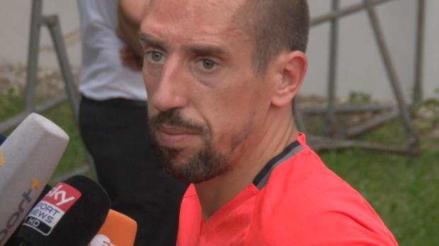 "Ribery: ""Sehr schwere Situation"" nach Amoklauf"