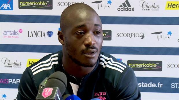 Top 14 - Stade Fran�ais : Camara : 'J'aurais pu saisir ma chance avant'