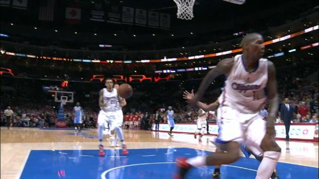 Les Clippers renversent Denver