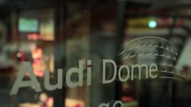 Audi Dome Fan Match: Einmalige Chance auf eine neue Perspektive