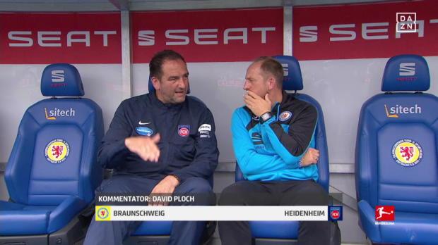 Eintracht Braunschweig - 1. FC Heidenheim 1846