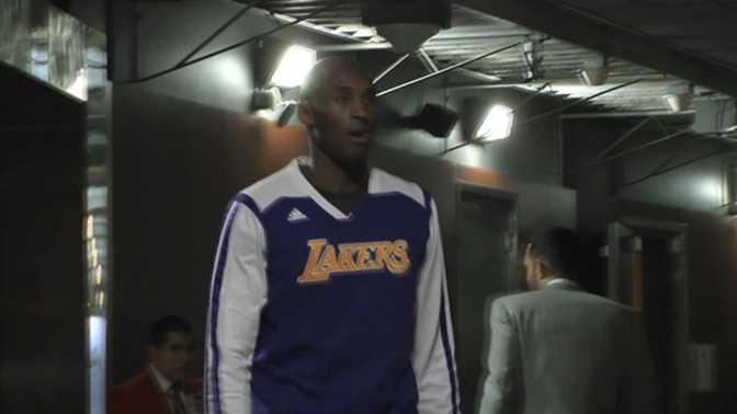 Lakers - Fin de saison pour Kobe Bryant ?