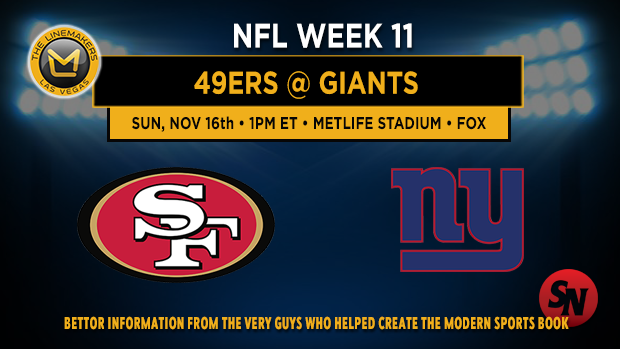 San Francisco 49ers @ New York Giants