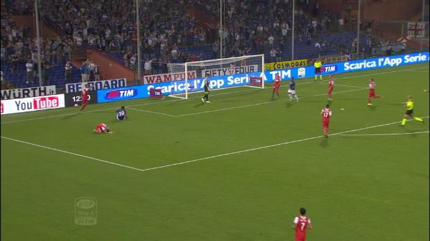 Serie A Round 1: Sampdoria 5-2 Carpi