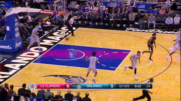 WSC: Highlights of Los Angeles Clippers in win over Orlando Magic, 2/5/2016