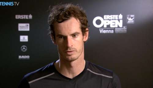 Murray Interview: ATP Vienna QF