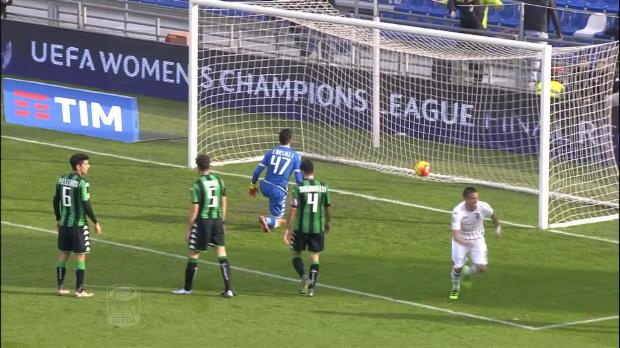 Serie A Round 24: Sassuolo 2-2 Palermo