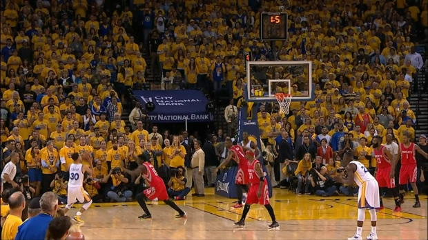 Basket : NBA - Play-offs - Curry éteint les Rockets