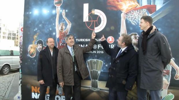 Ticketverkauf für Final Four in Berlin startet