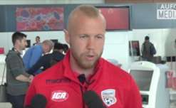 Taylor Regan provides his insight ahead of the Reds FFA Cup quarter final against Heidelberg United.