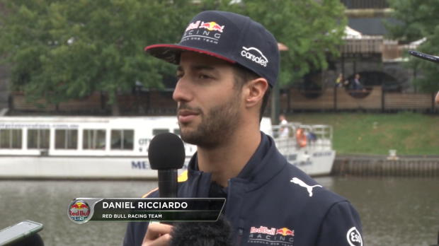 F1: Ricciardo: WM-Titel? Erwarte ich nicht