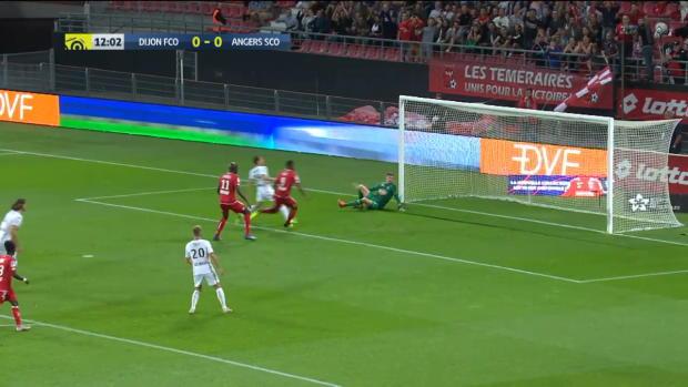 Ligue 1: Dijon - Angers   DAZN Highlights
