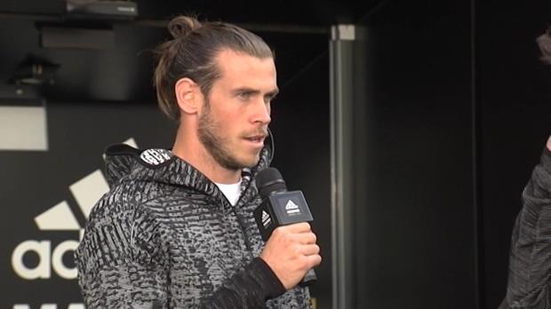 """Bale: """"Dritter CL-Titel ist ein Riesen-Ziel"""""""