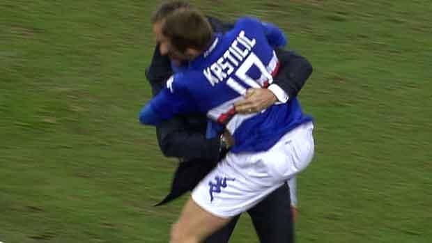 Sampdoria 4-1 Verona, Quarto Turno TIM Cup 2013/14