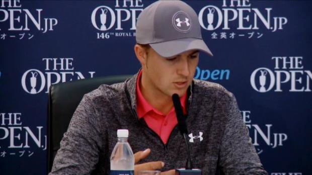 غولف: البطولة المفتوحة: سبيث سعيد بأدائه الصلب في الجولة الإفتتاحيّة