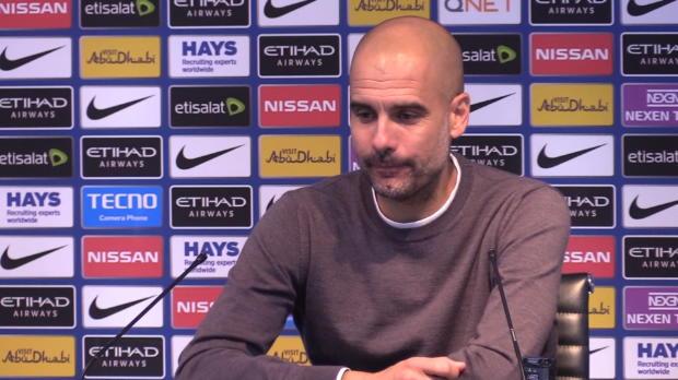 """Guardiola: """"Bin bei de Bruyne auch Zuschauer"""""""