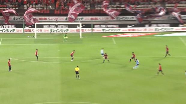 J-League: BVB-Gegner mit Kracher-Bude
