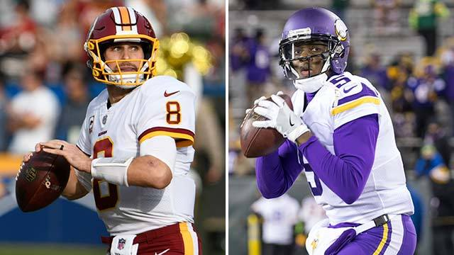 Big Fish: Examining the 2018 free agency market's top two quarterbacks