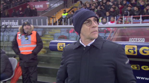CFC Genua - Inter Mailand