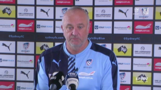 Sky Blues mindset focused on Mariners