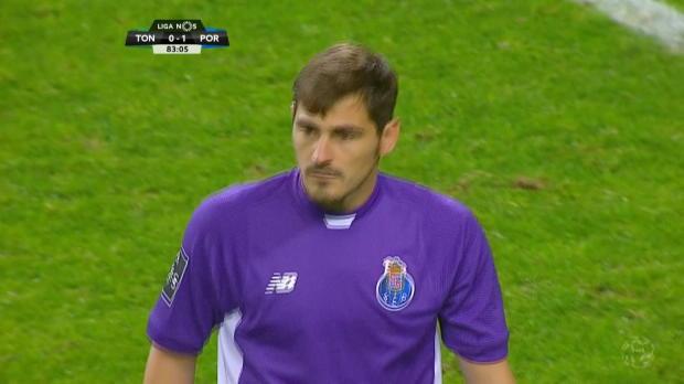 Casillas rettet Porto, auch Sporting obenauf