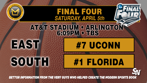 Final Four:  Florida vs. Connecticut