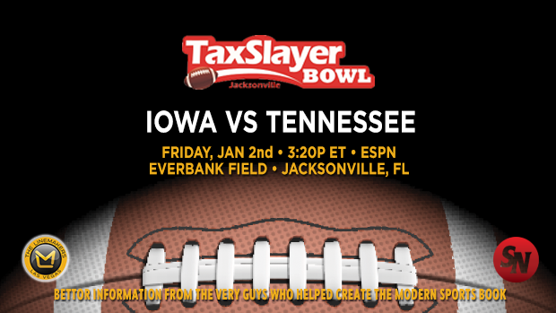 Iowa vs. Tennessee
