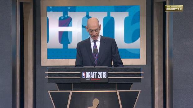 Philadelphia 76ers Select Mikal Bridges 10th Overall