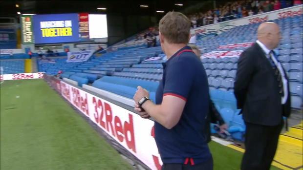 Leeds United - Bolton Wanderers