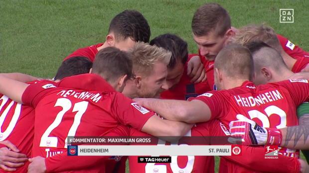 1. FC Heidenheim 1846 - FC St. Pauli