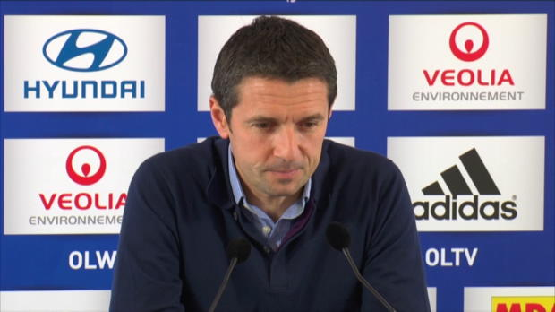 L1 - OL, Garde : 'Donner le maximum'