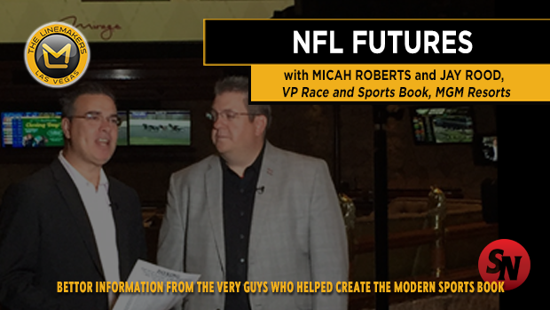 Talking NFL Futures with Jay Rood