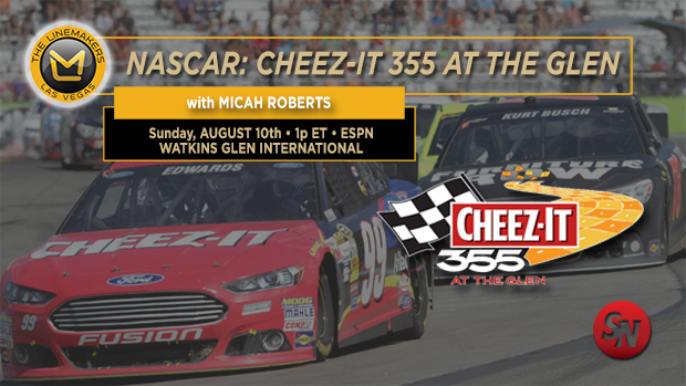 NASCAR Cheez-it 355