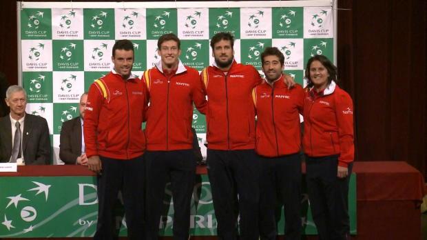Copa Davis - Pablo Carreño abre la eliminatoria ante Franko Skugor