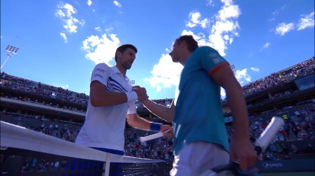 : Indian Wells - Djokovic éliminé par Kohlschreiber