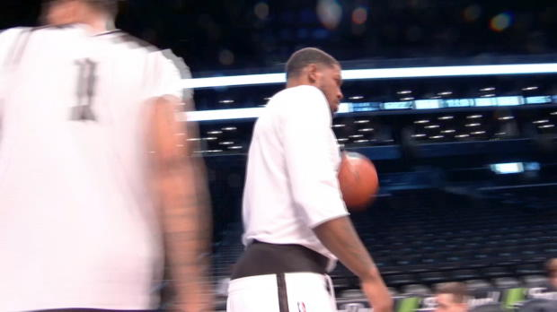 Grizzlies vs. Nets