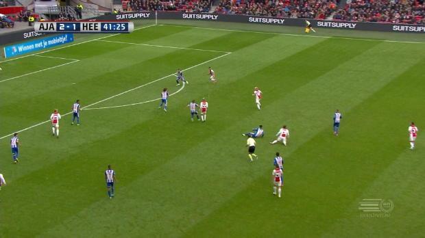 5:1! Ajax mit Ausrufezeichen vor Schalke-Spiel