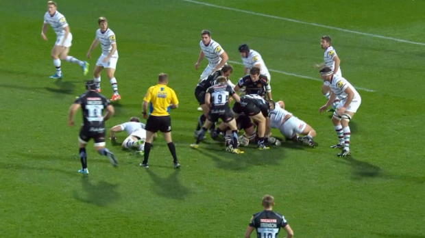 Aviva Premiership - Chiefs v Irish