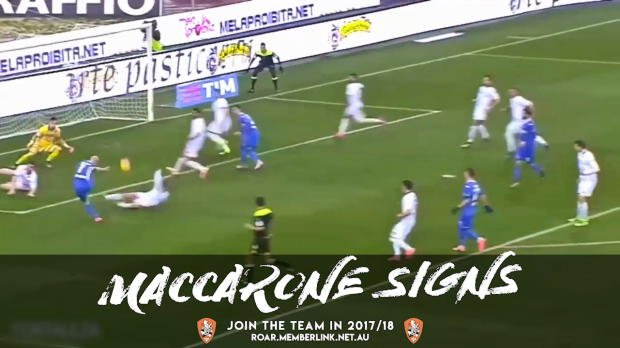 Serie A Highlights: Massimo Maccarone